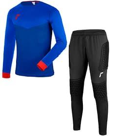 Match Set Junior Torwartset Reusch 466895112840 Grösse 128 Farbe blau Bild-Nr. 1