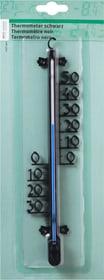 Thermomètre noir