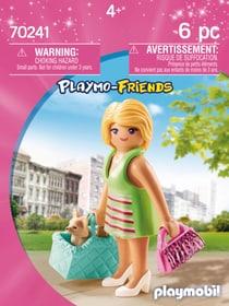 Femme avec Chihuahua 70241 Playmobil 748026600000 Photo no. 1