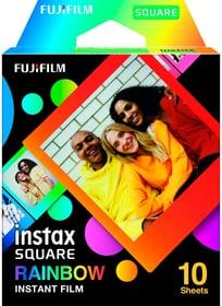 Instax Square 10Bl Rainbow Film FUJIFILM 785300155768 Bild Nr. 1