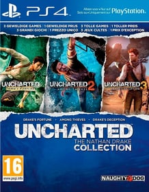 PS4 - PlayStation Hits : Uncharted Collection F Box 785300141324 Bild Nr. 1