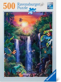 Wasserfall Puzzle 500 Puzzle Ravensburger 748974500000 Bild Nr. 1