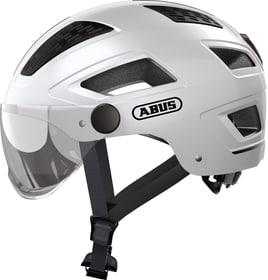 HYBAN 2.0 ACE Casque de vélo Abus 465202552210 Taille 52-58 Couleur blanc Photo no. 1