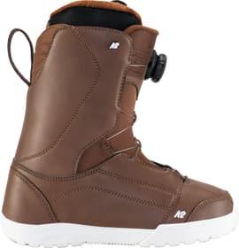 Haven Scarpone da snowboard K2 495532724070 Taglie 24 Colore marrone N. figura 1