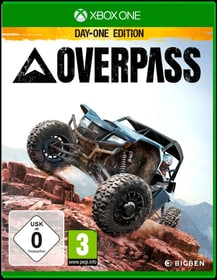 Xbox One - Overpass - Day One Edition D/F Box 785300145811 Bild Nr. 1
