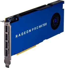 AMD Radeon Pro WX 7100 8GB Card graphique HP 785300155445 Photo no. 1