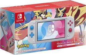 Switch Lite grau Zacian & Zamazenta-Edition Console Nintendo 785444400000 Photo no. 1