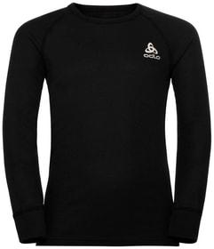 Active Warm Eco Thermoshirt Odlo 466806510420 Grösse 104 Farbe schwarz Bild-Nr. 1