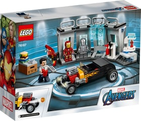 Marvel Super Heroes Iron Mans Arsenal 76167 LEGO® 748747900000 Bild Nr. 1