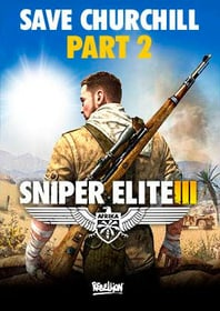 PC - Sniper Elite 3 - Save Churchill Part 2: Belly of the Beast Download (ESD) 785300133698 N. figura 1