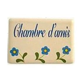 Insegna in email Chambre d'amis 605076700000 N. figura 1