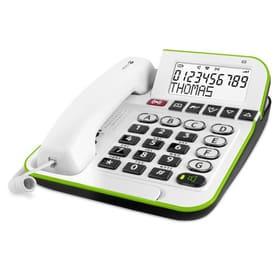 Secure 350 bianco Telefono fisso Doro 785300124451 N. figura 1