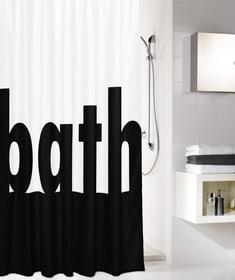 Bath 180x200 cm Duschvorhang Kleine Wolke 674160800000 Bild Nr. 1