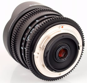 8mm / 3.5 IF MC Fisheye CS II Objektiv Canon
