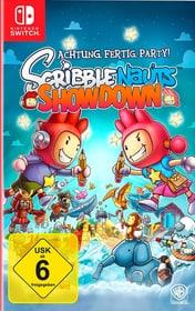 Switch - Scribblenauts Showdown (D/F) Box 785300132271 Photo no. 1