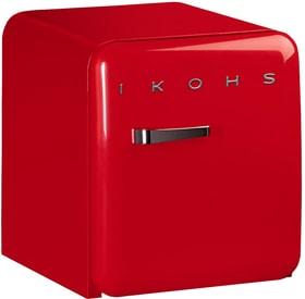 Mini Retro red Réfrigérateur Ikohs 717192700000 Photo no. 1