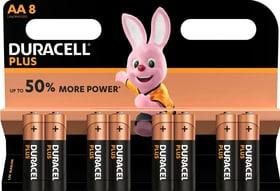 Plus Power AA Alkaline 8pcs. Batterie Duracell 704753000000 Photo no. 1