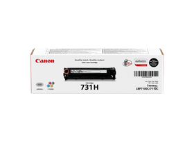 Tonerl 731 High Capacity noir 6273B002 Cartouche de toner Canon 798520700000 Photo no. 1