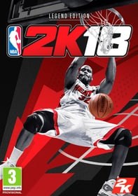 PC - NBA 2K18 - Legend Edition Download (ESD) 785300133892 Bild Nr. 1