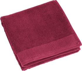 NEVA Linge de douche 450849720533 Couleur Bordeaux Dimensions L: 70.0 cm x H: 140.0 cm Photo no. 1