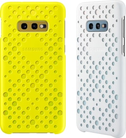 Pattern Cover White&Yellow Coque Samsung 798630200000 Photo no. 1