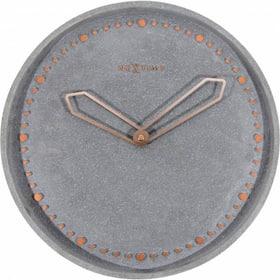 Horloge Murale Croix Gris Diamètre 3 Horologe murale NexTime 785300140025 Photo no. 1
