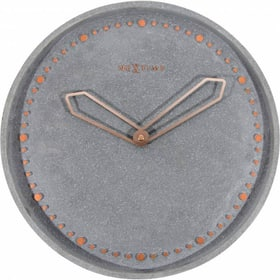 Wanduhr Cross Grau Durchmesser 3 Wanduhr NexTime 785300140025 Bild Nr. 1