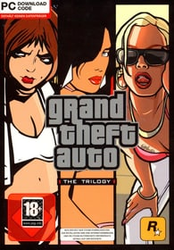 PC - Pyramide: GTA Trilogy (D) Box 785300131298 Bild Nr. 1