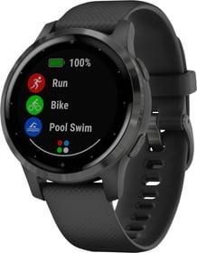 VIVOACTIVE 4S Schwarz/Schiefergrau Smartwatch Garmin 785300149701 Bild Nr. 1