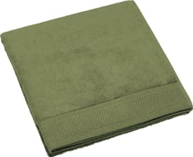 NEVA telo da bagno 450849720668 Colore Verde Dimensioni L: 100.0 cm x A: 150.0 cm N. figura 1