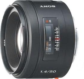 50mm f/1.4 Objectif Objectif Sony 785300125895 Photo no. 1