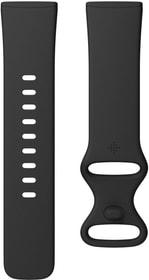 Versa 3/Sense Bracelet Noir Large Bracelet Fitbit 785300156852 Photo no. 1