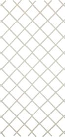 Griglia di plastica estensibile Do it + Garden 647034000000 Colore Bianco Taglio L: 30.0 cm x P: 4.0 cm x A: 180.0 cm N. figura 1