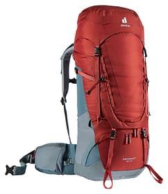 Aircontact 45 + 10 Trekkingrucksack Deuter 466237700030 Grösse Einheitsgrösse Farbe rot Bild-Nr. 1