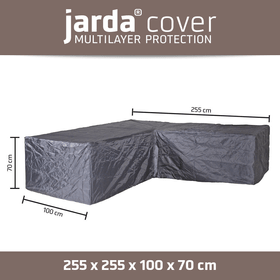 Housse de protection 255x255x100xH70