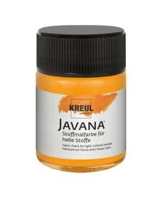 KREUL Javana Stoffmalfarbe für helle Stoffe Leuchtorange 50 ml C.Kreul 667200800000 Bild Nr. 1