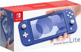 Switch Lite Blau Konsole Nintendo 785300159359 Photo no. 1