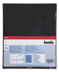 Schleifbogen Blauköper K 40, 5 Stk. kwb 610552300000 Bild Nr. 1