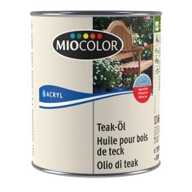 huile p.bois teck 750 ml 750 ml Huiles + Cires pour le bois Miocolor 661333900000 Photo no. 1