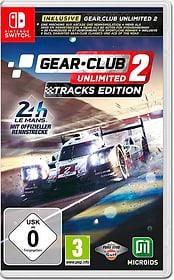 NSW - Gear.Club Unlimited 2 - Tracks Edition D Box 785300154302 N. figura 1