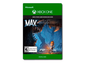 Xbox One - Max: The Curse of Brotherhood Download (ESD) 785300135400 Bild Nr. 1
