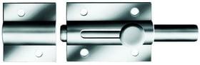 Knopfbolzenriegel verzinkt 80 x 36 mm Riegel Do it + Garden 605839700000 Bild Nr. 1