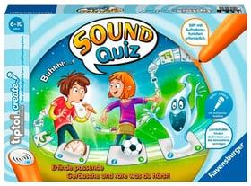TipToi Soundquiz Ravensburger 748951490000 Sprache Deutsch Bild Nr. 1