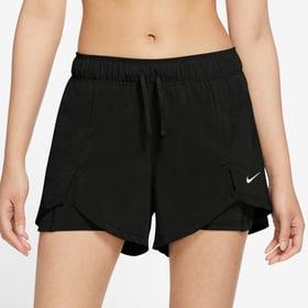 Flex Essential 2in1 Training Short Short 2in1 pour femme Nike 468035900320 Taille S Couleur noir Photo no. 1