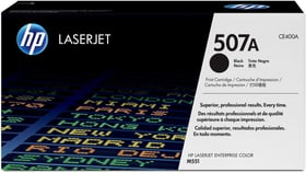 Toner-Modul 507A, black Cartouche de toner HP 796083900000 Photo no. 1