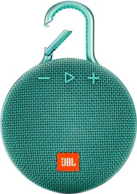 CLIP 3 - Teal Haut-parleur Bluetooth JBL 785300152774 Photo no. 1