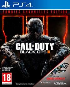 PS4 - Call of Duty: Black Ops III - Zombie Box 785300128196 Bild Nr. 1