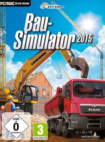PC - Bau-Simulator 2015 D Box 785300138084 N. figura 1