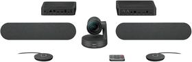Rally Plus USB System 4K/UHD Konferenzkamera Logitech 785300156370 Bild Nr. 1