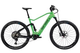 Wildfang E-Mountainbike (Fully) Tour de Suisse 463394804469 Farbe lindgrün Rahmengrösse 44 Bild Nr. 1
